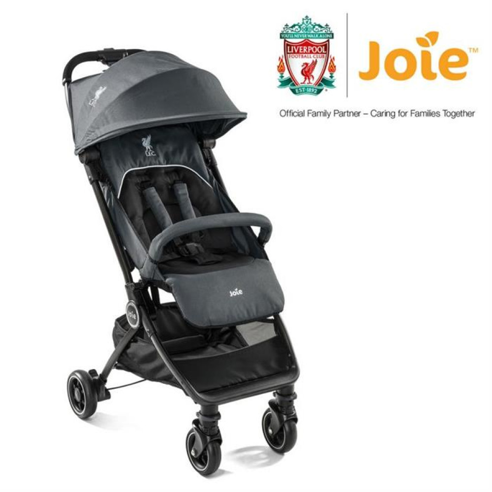 Joie – Carucior ultracompact Pact Flex Black Liverpool
