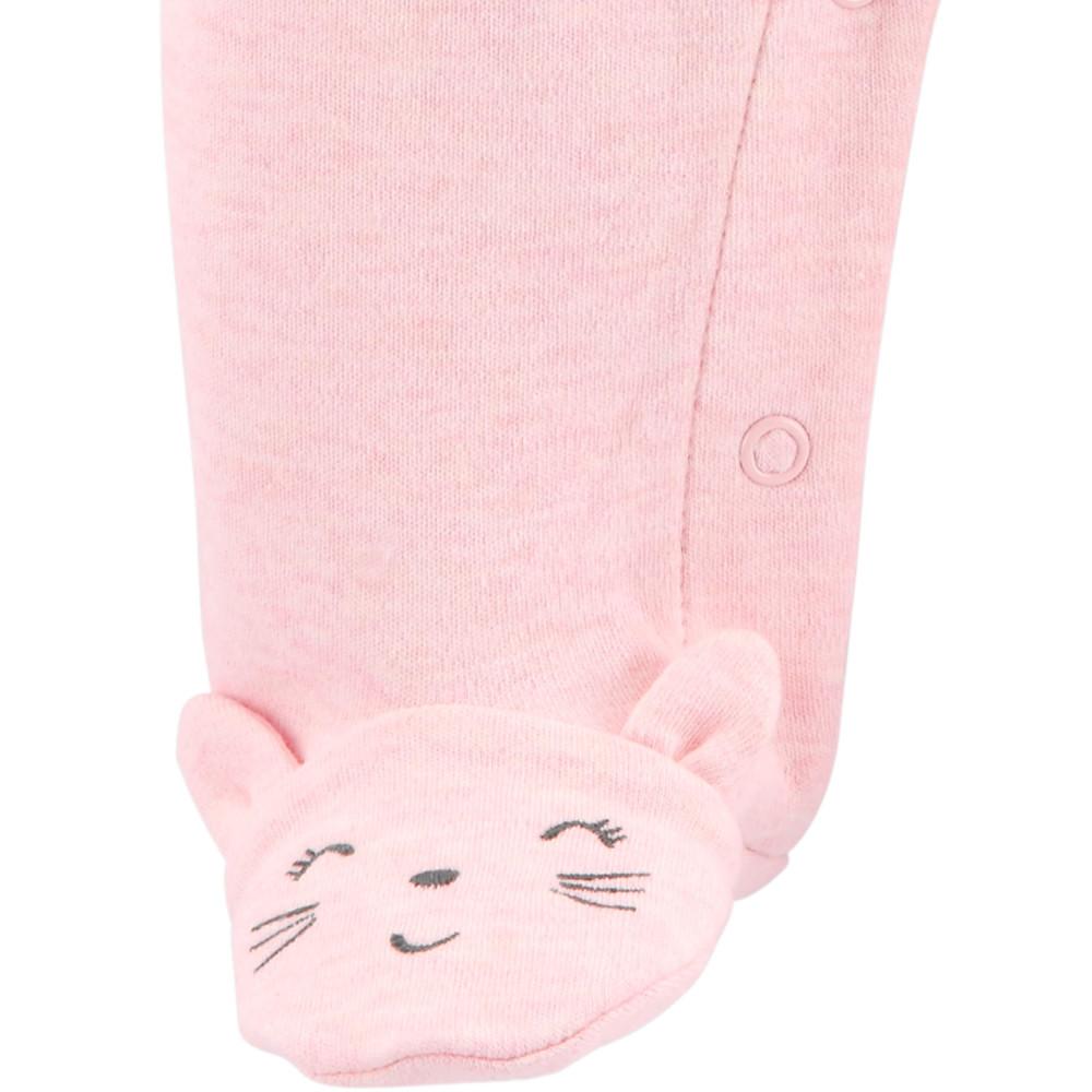 Carter's Pijama roz, Iepuras