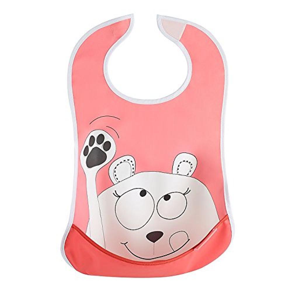 Badabulle - Bavetica moale Pink Bear