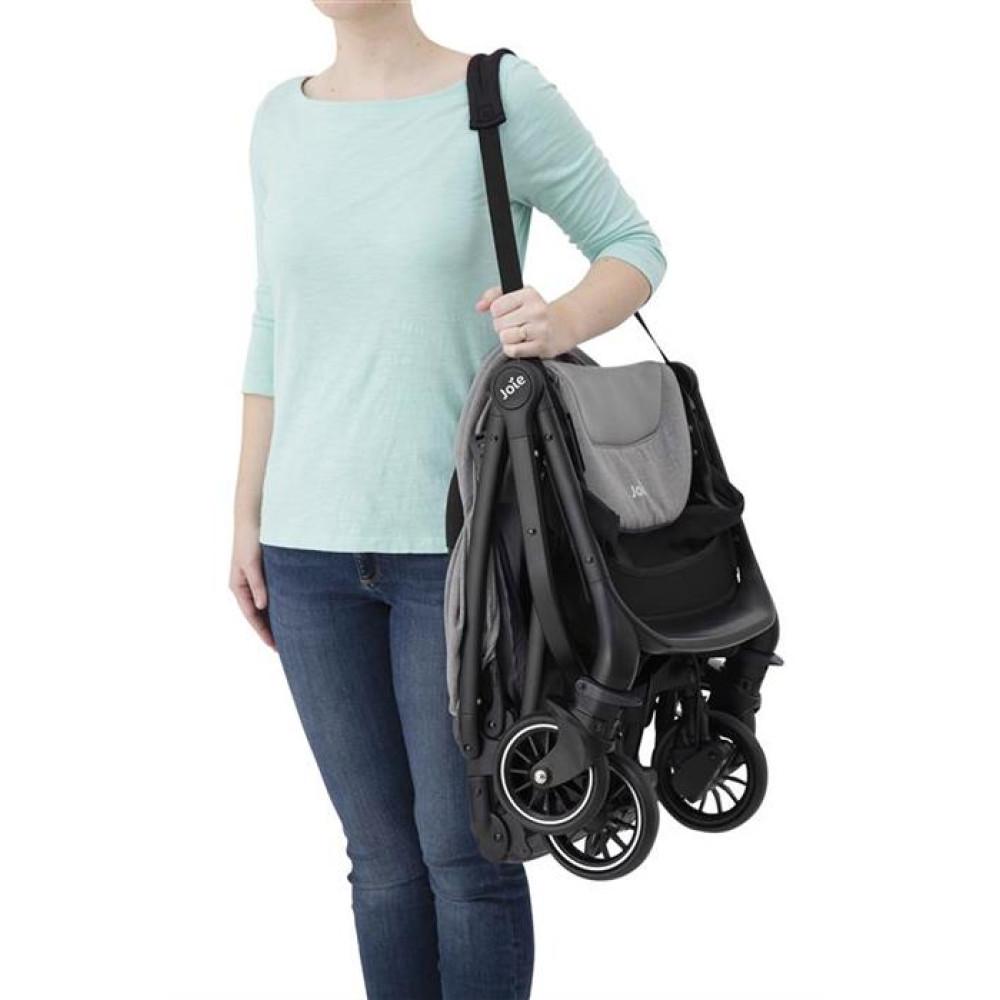 Joie - Carucior ultracompact Tourist Gray Flannel