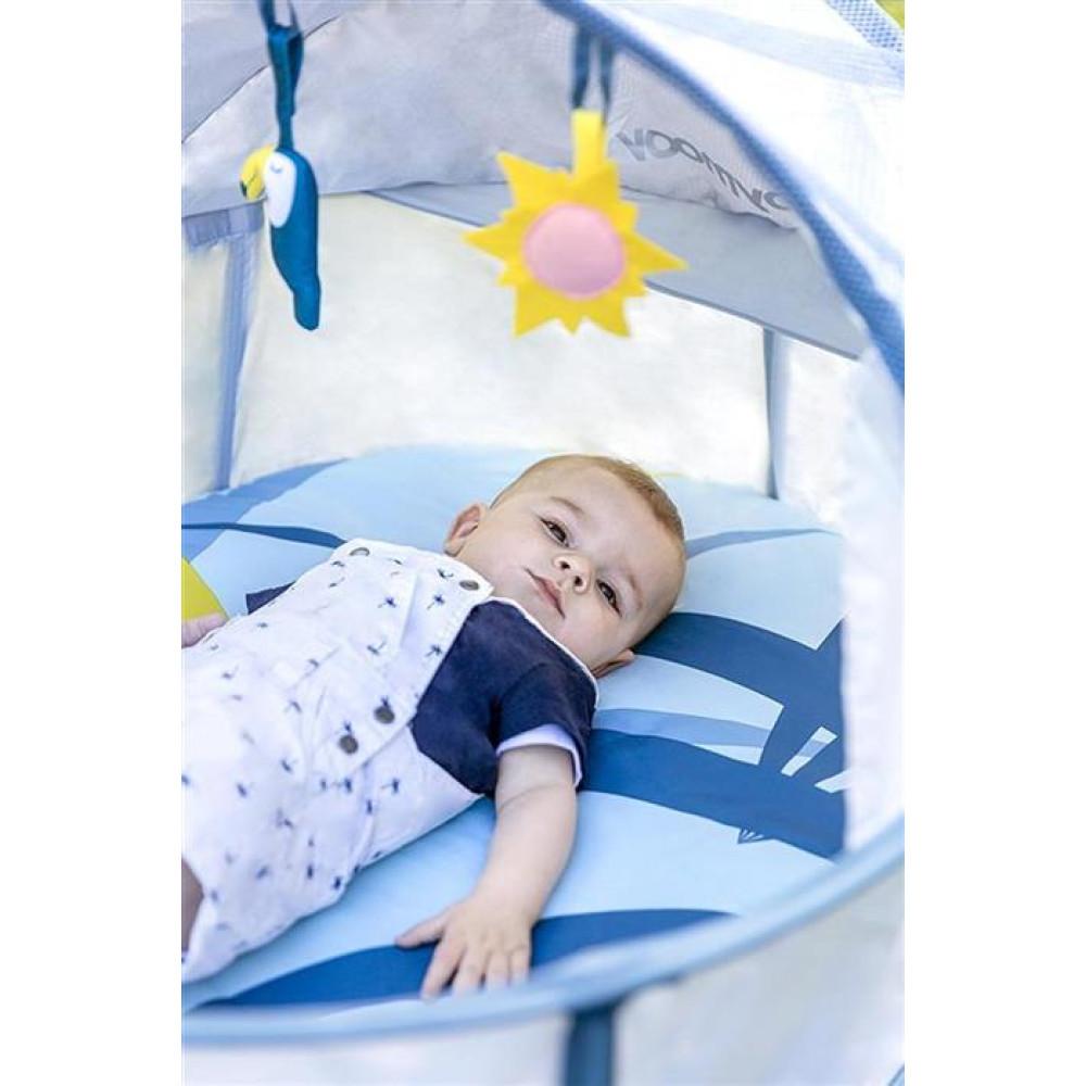 Babymoov - Cort Anti-Uv Little Babyni 2 in 1 Tropical