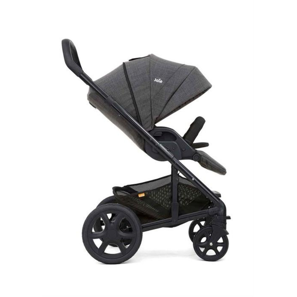 Joie – Carucior multifunctional 2 in 1 Chrome Deluxe Pavement