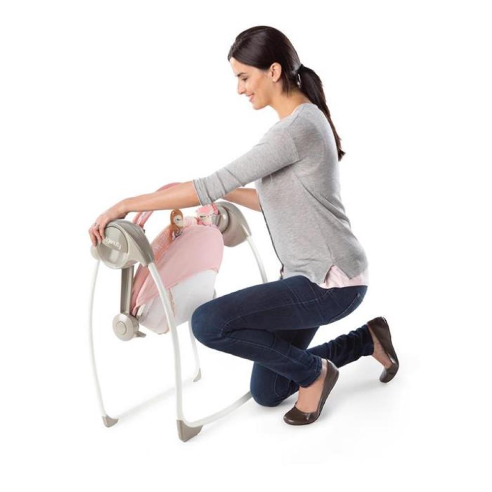 Ingenuity - Leagan portabil comfort 2 Audrey