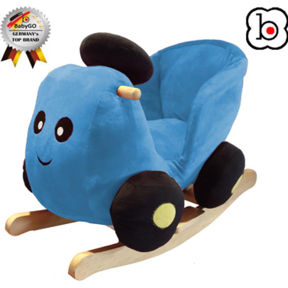 BabyGo - Balansoar cu sunete Masina Cea Vesela