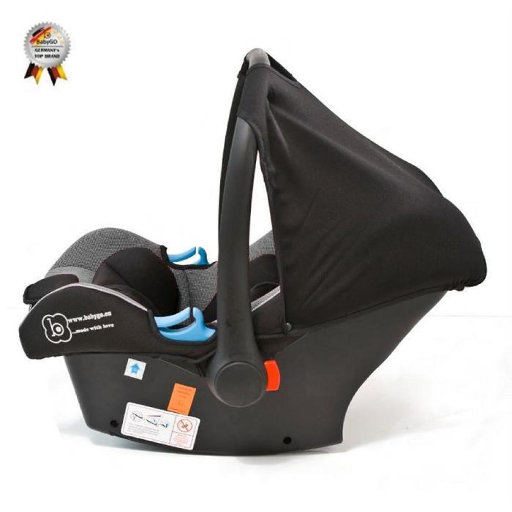 BabyGo - Scoica Auto Traveller Xp Grey