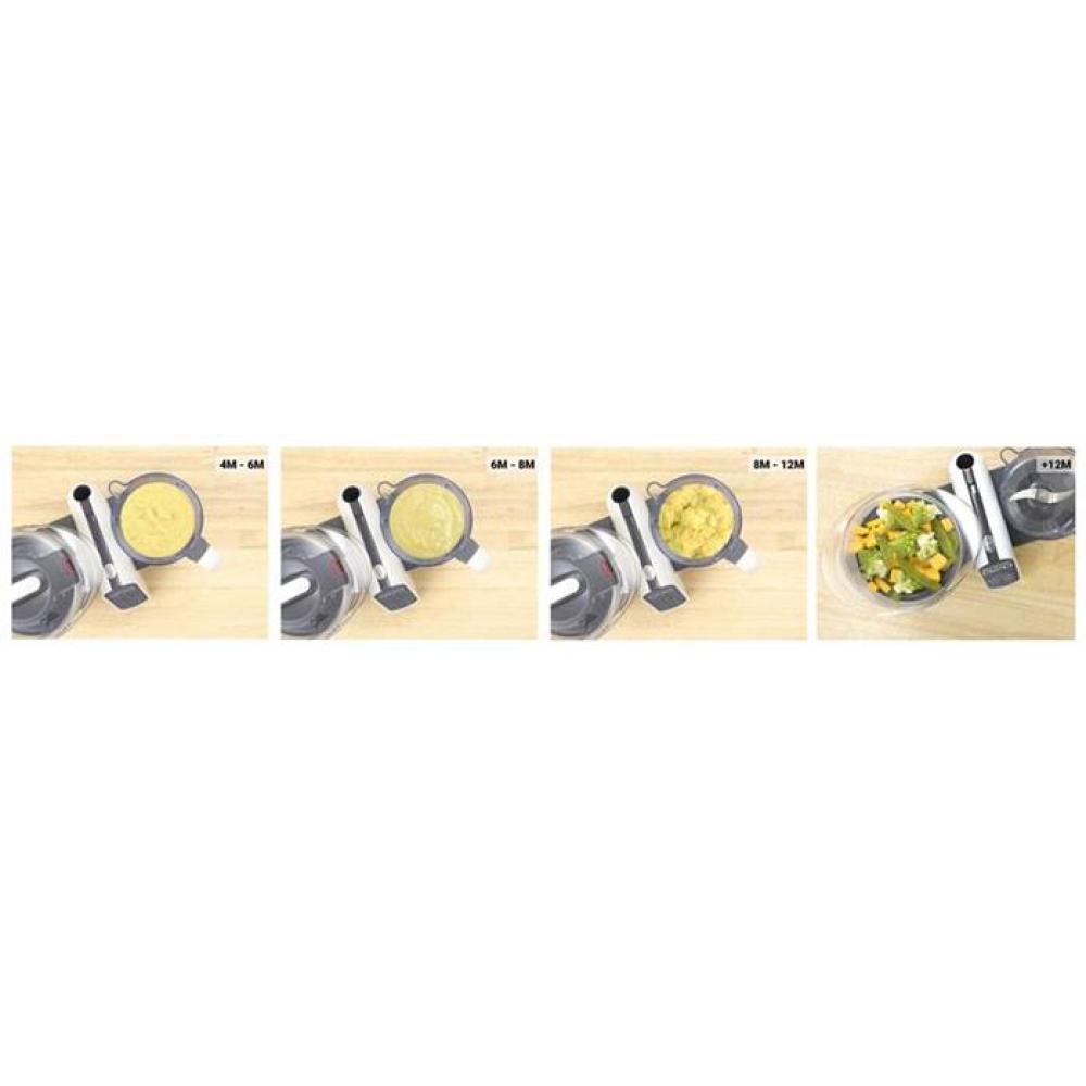 Babymoov - Robot multifunctional 5 in 1 Nutribaby (+) XL
