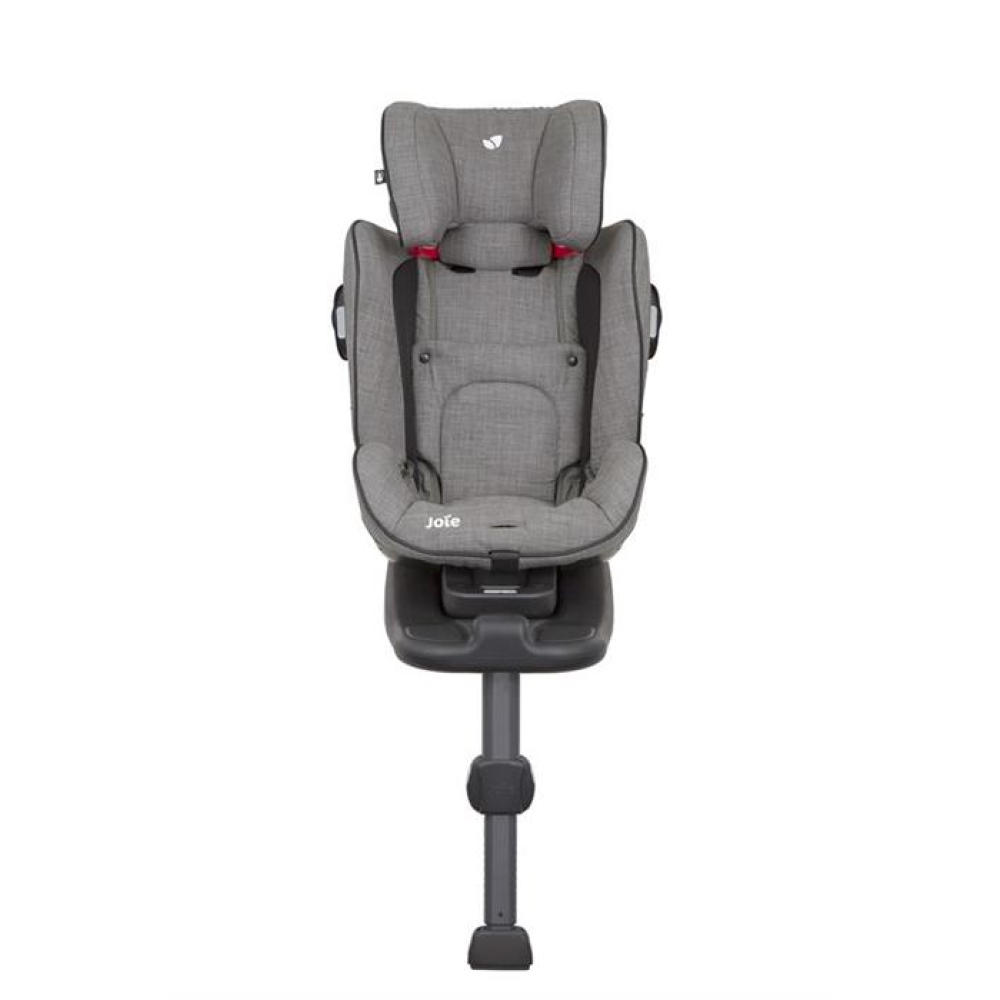 Joie – Scaun auto Stages Isofix Foggy Gray, 0-25 kg