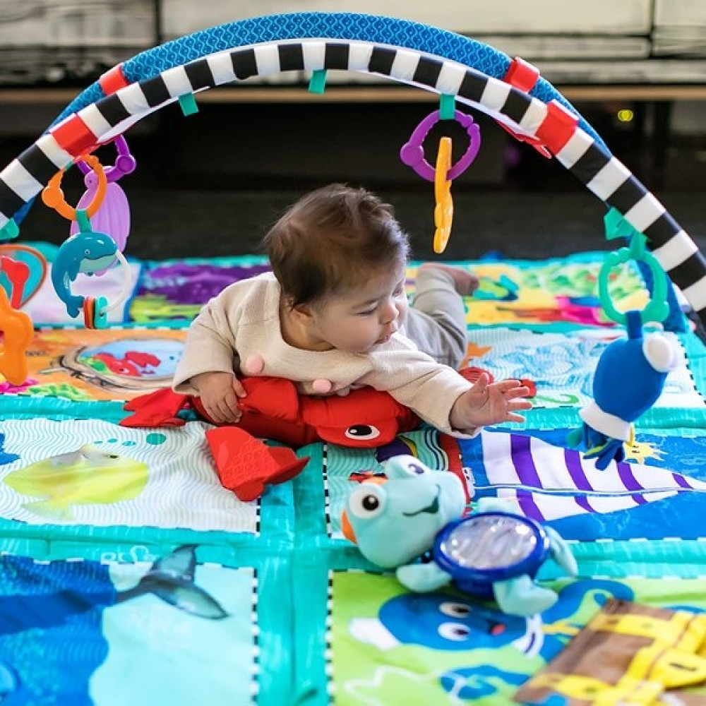 Baby Enstein - Salteluta de activitati Discovery Seas