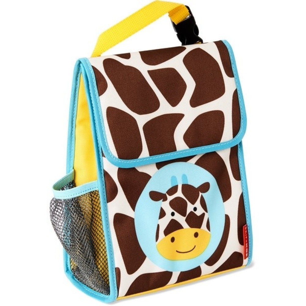 Skip Hop - Saculet pentru pranz Zoo - Girafa
