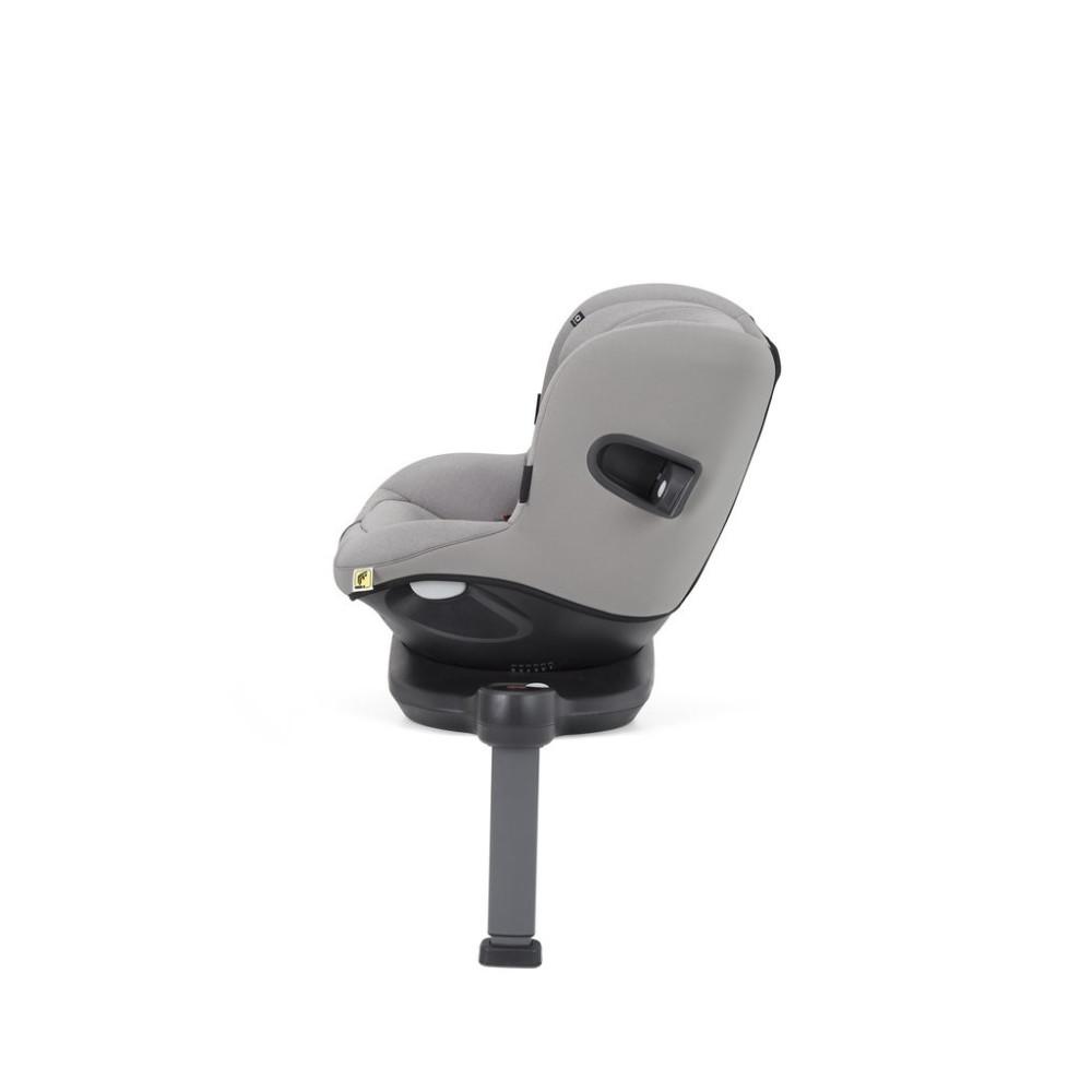 Joie - Scaun auto I-Spin 360° E Gray Flannel, 61 - 105 cm