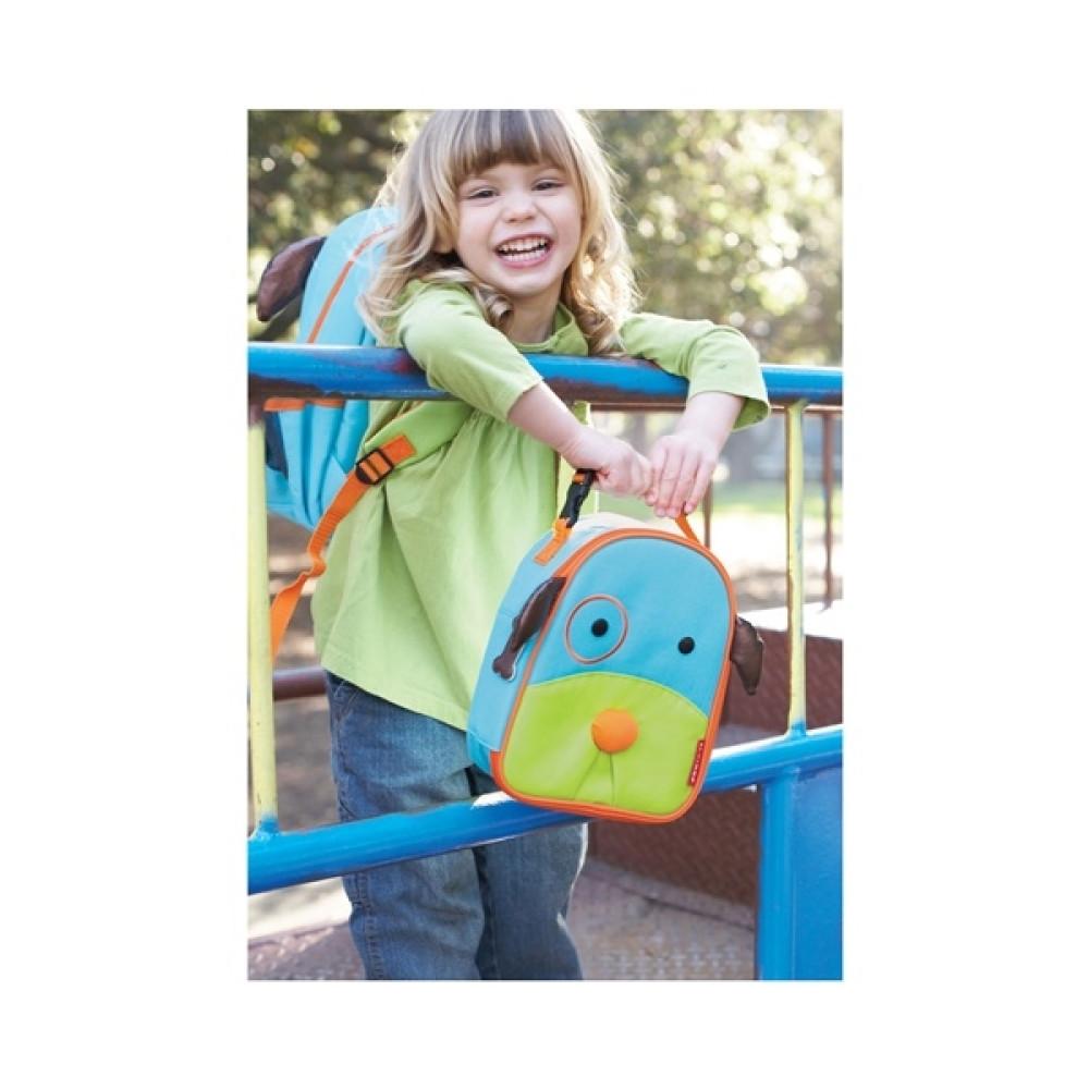 Skip Hop - Gentuta pentru pranz Zoo – Catel