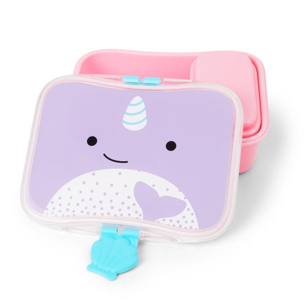 Skip Hop - Kit pentru pranz Zoo - Balena
