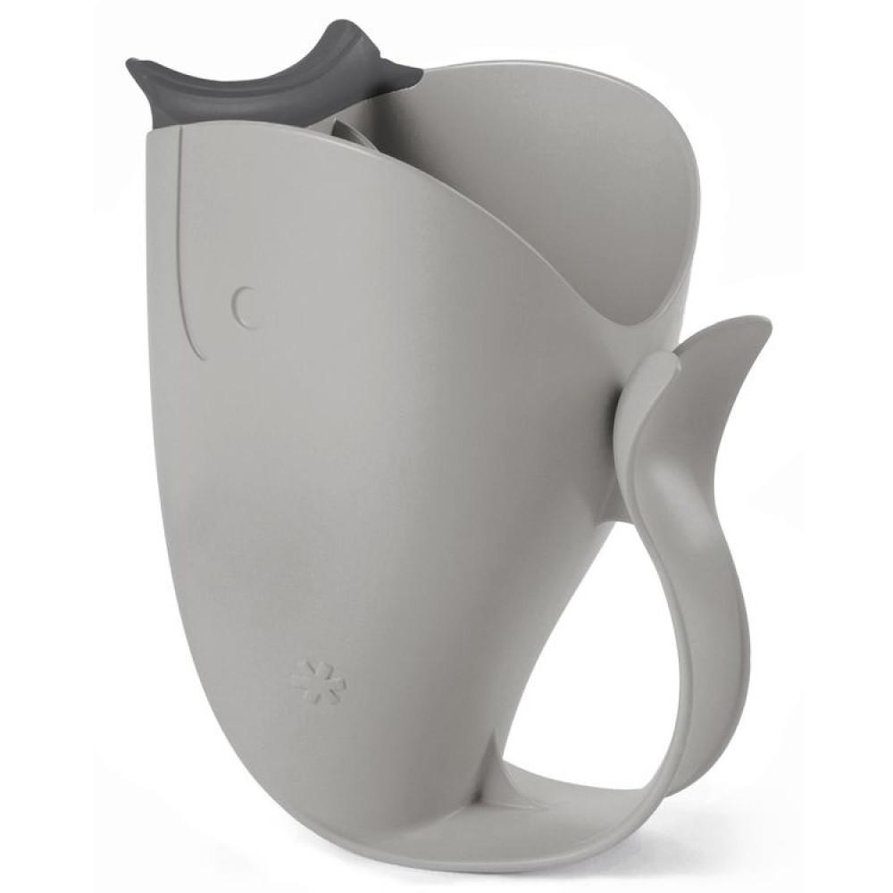 Skip Hop - Recipient de clatire pentru baie gri - Moby