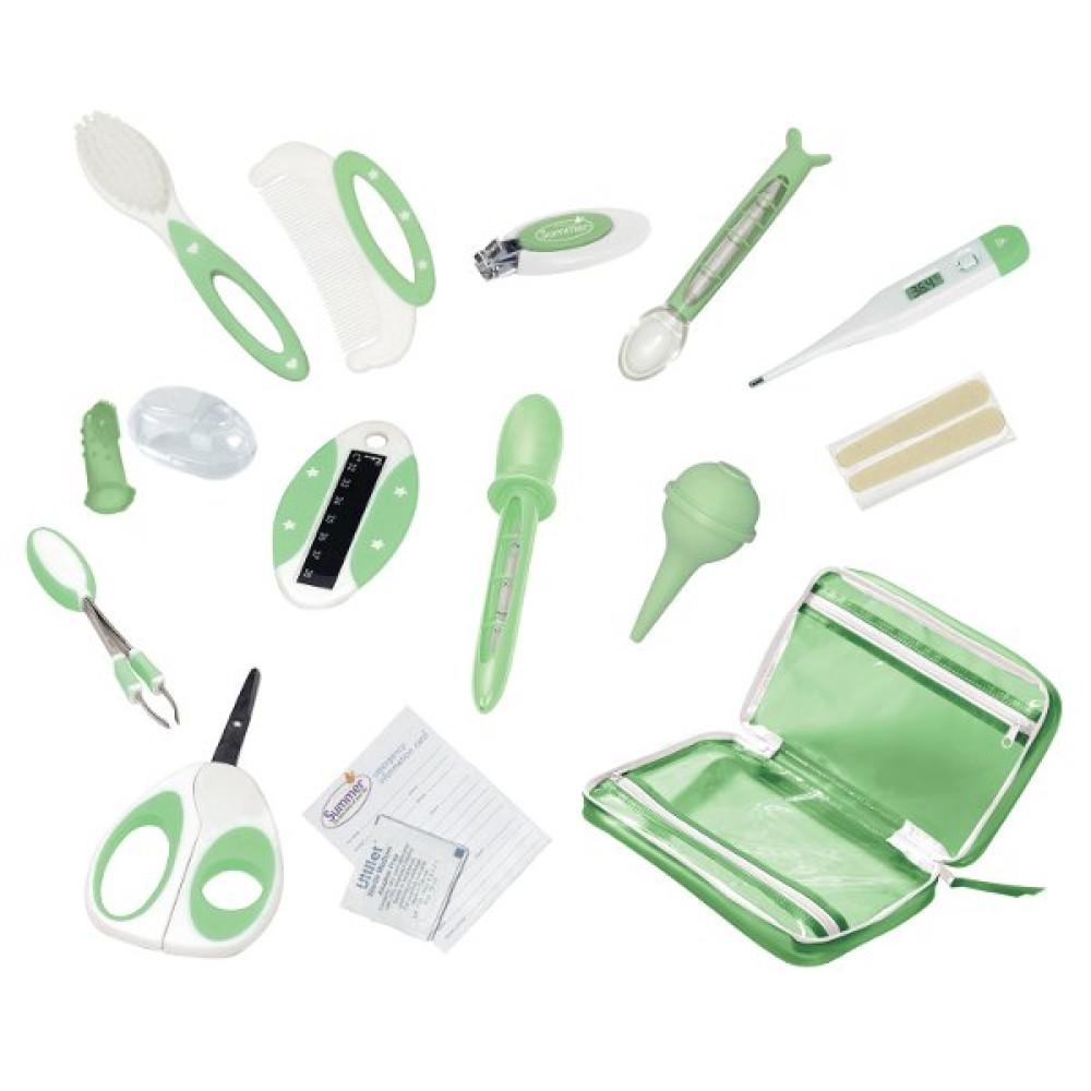 Summer Infant - Kit de ingrijire Deluxe Nursery & Bath Kit