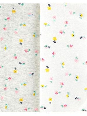 Carter's Set 4 piese body buline/floral