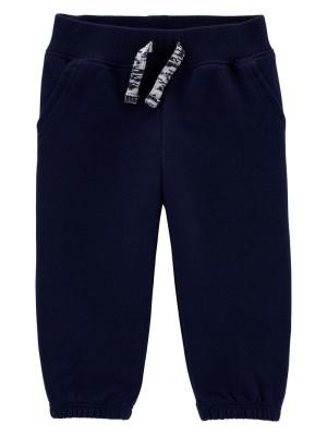 Carter's Pantaloni lungi de trening cu șnur în talie