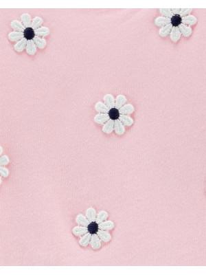 Carter's Set 2 Piese rochie & colanți Flori