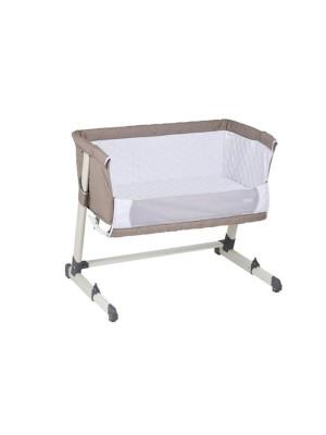 BabyGo – Patut co-sleeper 2 in 1 Together Beige