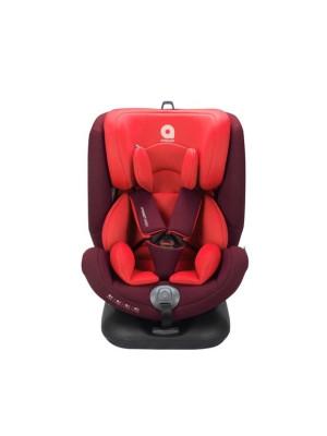 Apramo - Scaun auto rotativ Unique Ruby Red, 0 - 36 kg