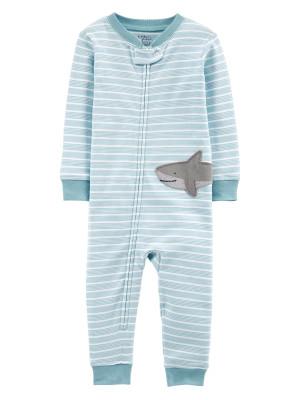 Carter's Pijama Rechin 100% Bumbac Organic