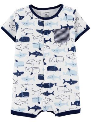Carter's Salopetă Balena