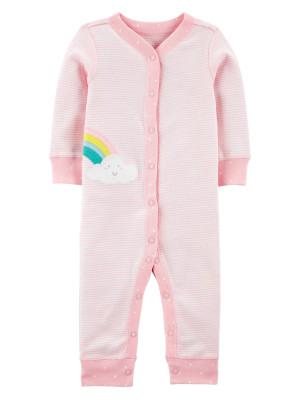 Carter's Pijama Curcubeu