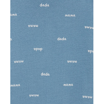 Carter's Sac de dormit albastru Dada
