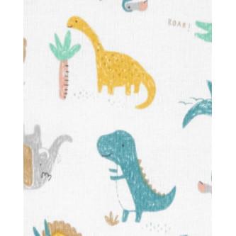 Carter's Set 3 piese body bebelus Dinozaur