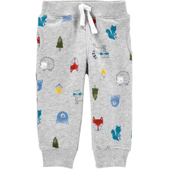 Carter's Pantaloni lungi de trening Animale