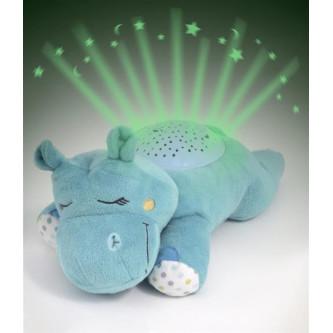 Summer Infant - Lampa cu sunete si proiectii Hippo