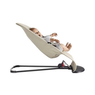 BabyBjorn - Balansoarul Balance Soft Khaki/Beige, Bumbac