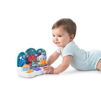 Baby Einstein - Jucarie stimulativa Move & Discover Pals