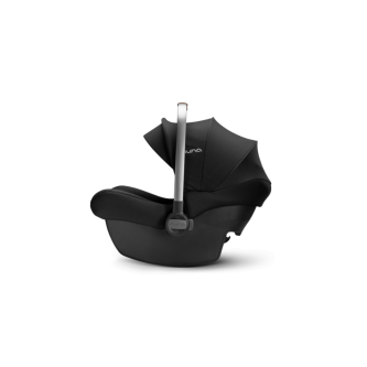 Nuna - Scoica auto Pipa Lite Caviar + baza isofix, 0-13 kg