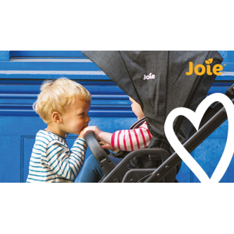 Joie – Carucior multifunctional Chrome Deluxe Cranberry 2 in 1, editie limitata