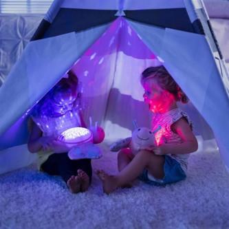 Summer Infant - Lampa cu sunete si proiectii Fluturasul Bella