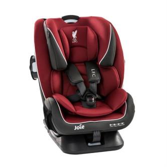 Joie – Scaun auto Isofix Every Stage FX Liverpool Red, 0-36 kg