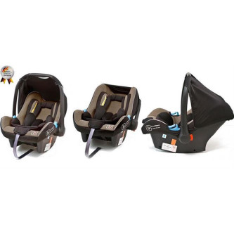 BabyGo - Scoica Auto Traveller Xp Brown