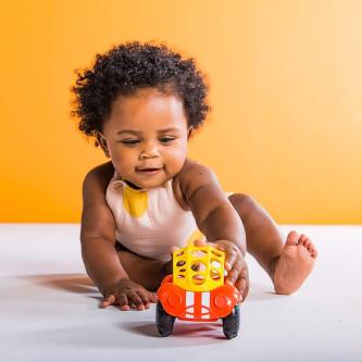 O'Ball - Prima masinuta a bebelusului Rattle & Roll
