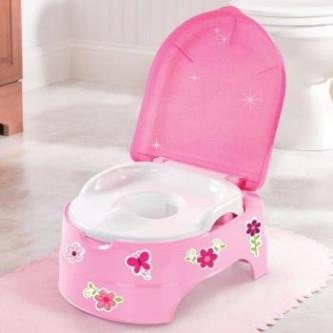 Summer Infant - Olita multifunctionala My Fun Potty Girl